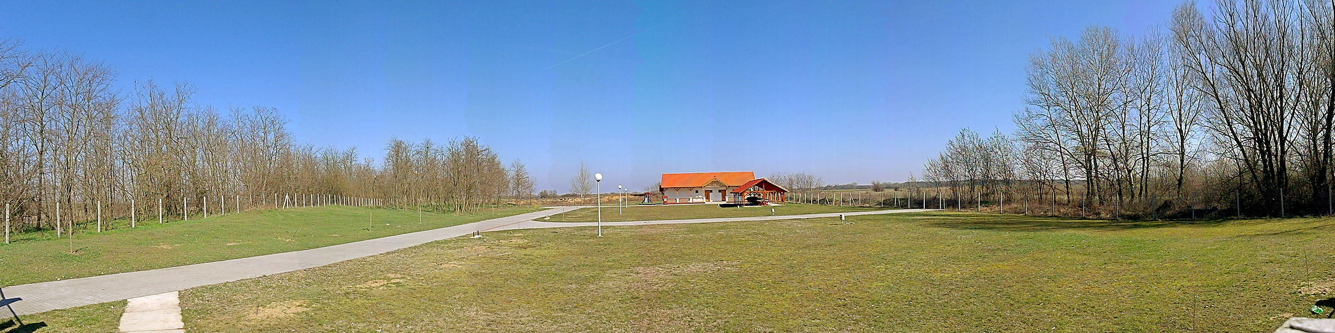 tábor-panoráma