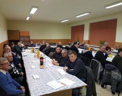 A Polgárőr Egyesület 2018. évi közgyűlése