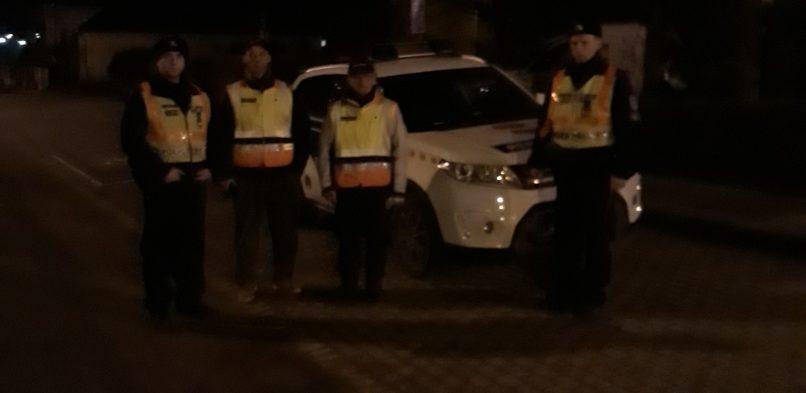 Rendőr – polgárőr együttműködés